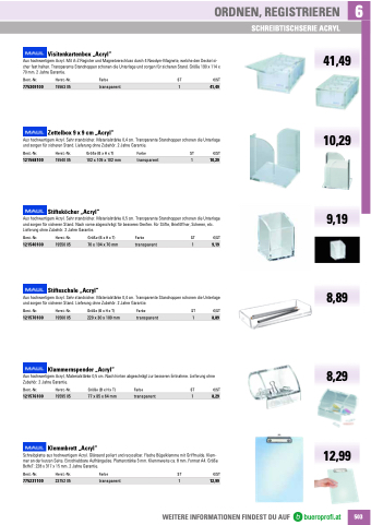 Büro2work Katalog 2019